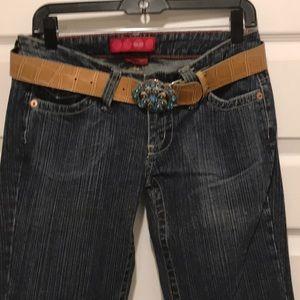 Junior size 7 Glo jeans in fantastic condition